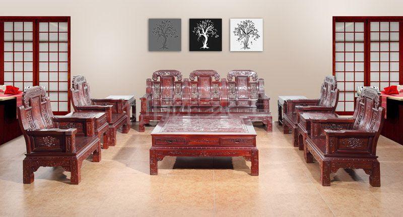 中山大涌红木家具知名企业创辉红木为大家介绍几种名贵的木材的特征