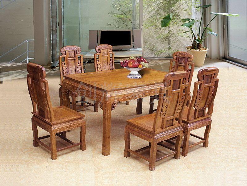 红木餐桌椅如何保养?